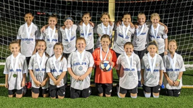 Bays 2010 Lady Pride finish Finalists in the Columbia Kickoff!