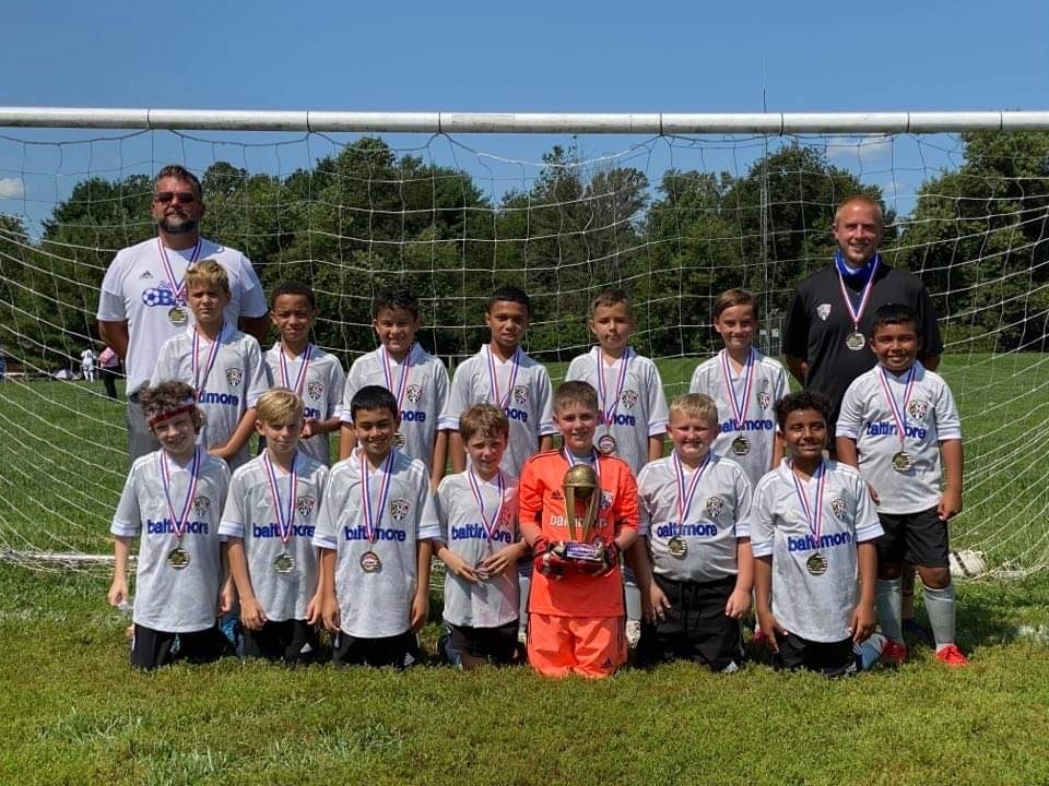 Bays Rebels are Labor Day Champions!