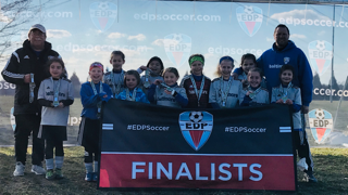 2010 Pride ladies finish Finalists at the EDP Spring Classic!