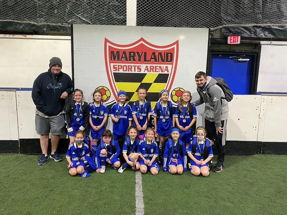 Bays Spirit finishes as MSA Indoor Session 1 Finalists