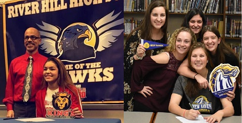 Bays Ladies college commits
