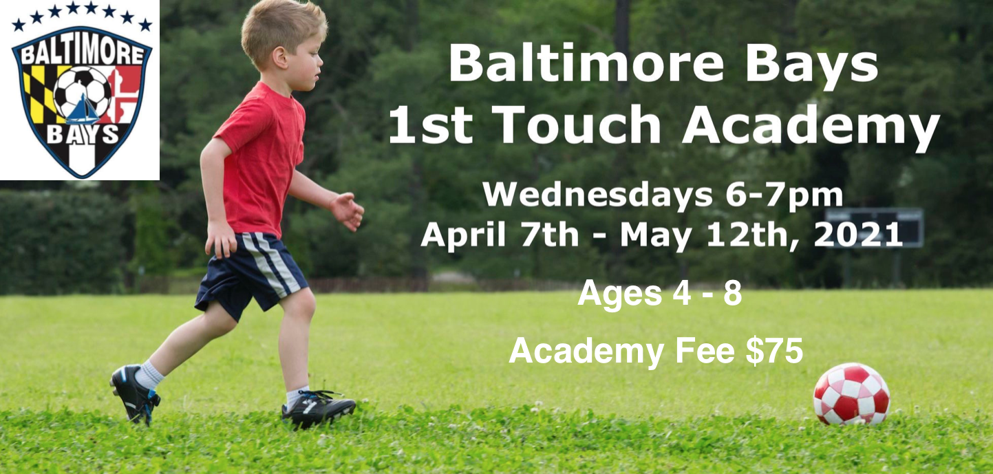 Baltimore Bays 1st Touch Academy